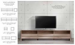 Post & Radius Collection RGB III