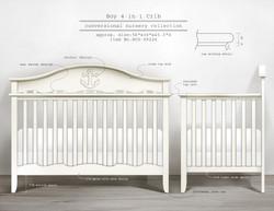 Baby Boy Crib