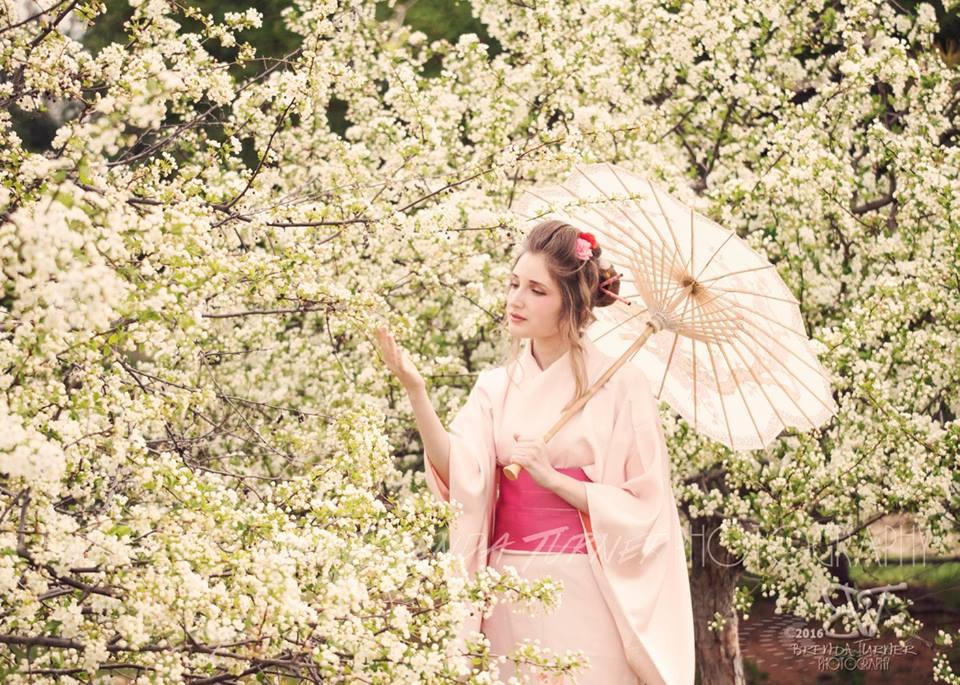 Kimono shoot