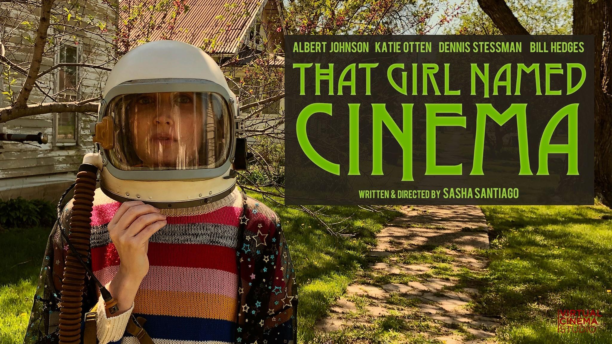 Rachel Pants in That Girl Named Cinema