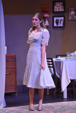 Laura in The Glass Menagerie
