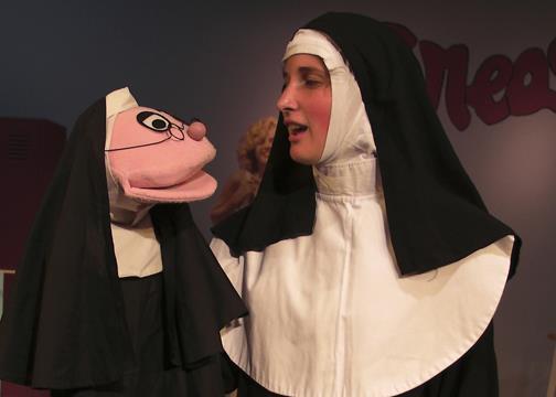 Sister Amnesia in Nunsense
