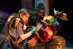 Puppetry in She Kills Monsters