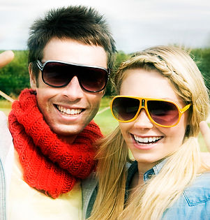 Sunglasses Couple
