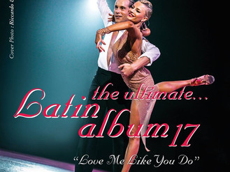 "The Power Of Music: Review of The Ultimate Latin Album 17 by Bryan Allen in ""Dance News"""