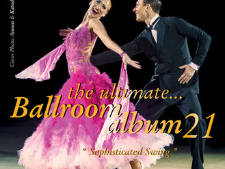The Power of Music: Ultimate Ballroom 21 & Latin 19