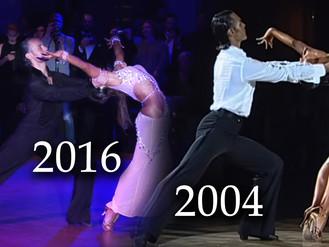 Slavik & Karina... As Time Passes By (2016 vs 2004)