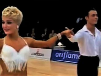 Watch: Slavik Kryklyvyy And His Partner Joanna Leunis