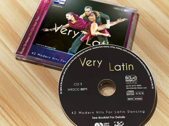 "Review of Very Latin by Bryan Allen in ""Dance News"" and ""Dance Today"" Magazine"