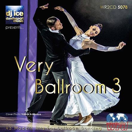 Very Ballroom (CD*2)| Fantastic Standard Music From WRD