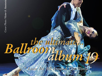 "The Power Of Music: Review of The Ultimate Ballroom Album 19 by Bryan Allen in ""Dance News"""
