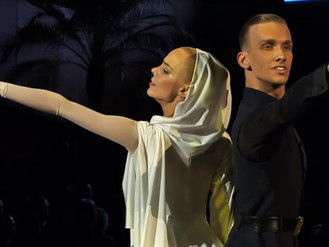"MUST WATCH! ""A Day To Remember"" A Fantastic Show by Dmitriy & Anastasiya"