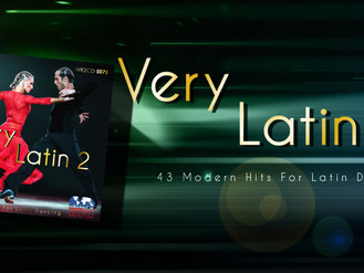 """Review of Very Latin 2 by Bryan Allen in """"Dance News"""" Magazine"""