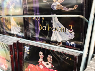 Reviews of Very Ballroom 3 and Very Latin 3 by Bryan Allen