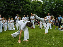 Capoeira Mnchen - CNA, Park - Performance 2015