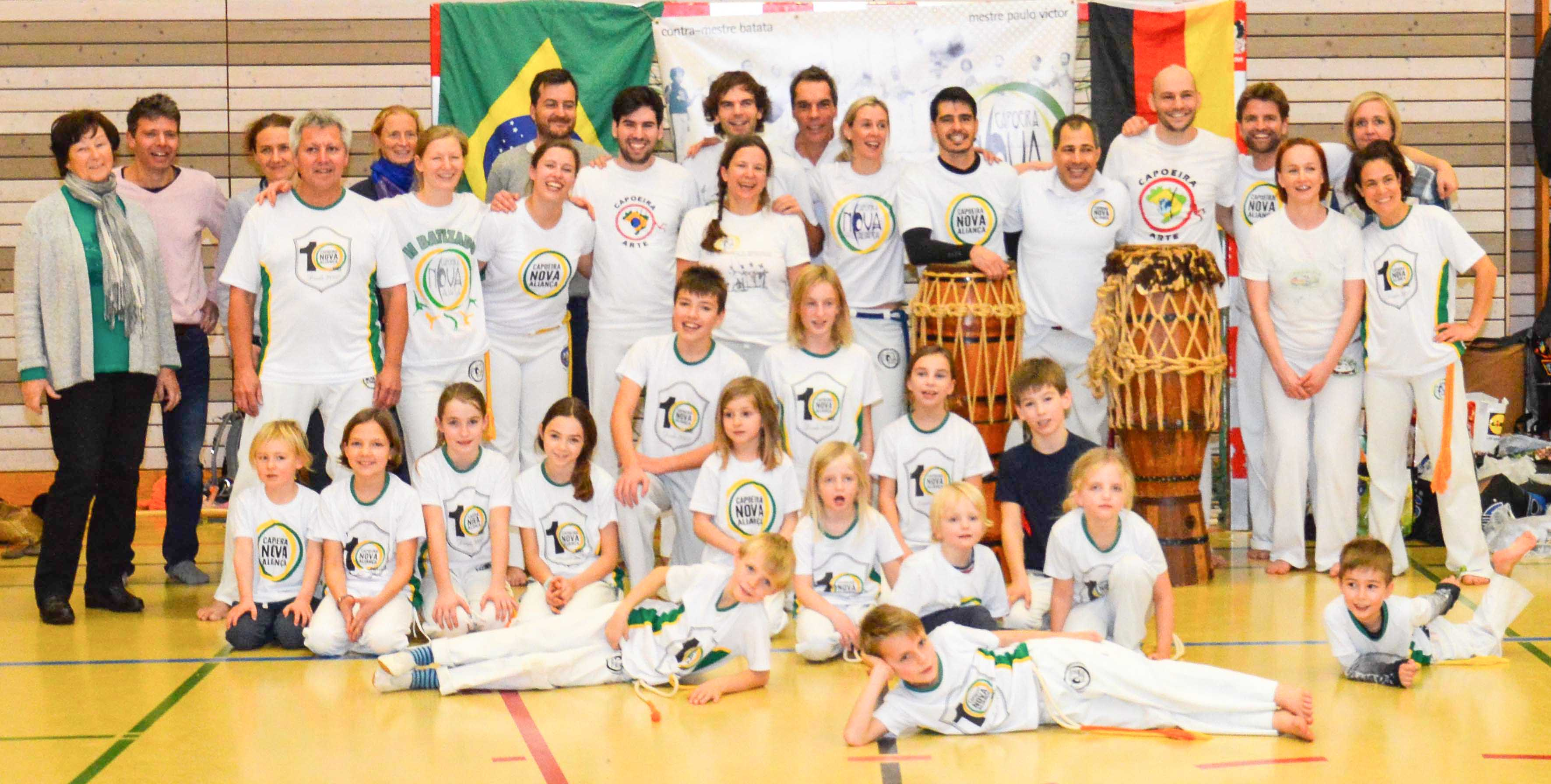 Capoeira Workshop 25.11