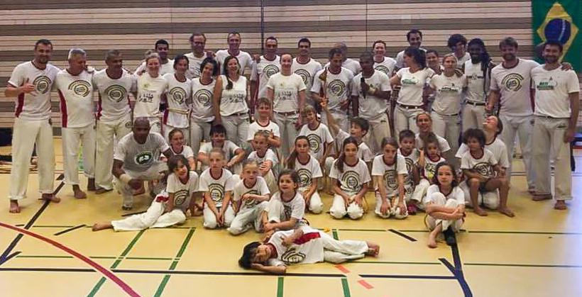 Capoeira Nova Alianca Batizado 30.06