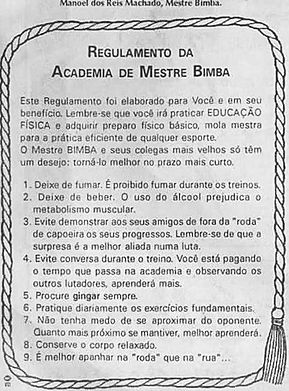 Mestre Bimba Regulamento.JPG