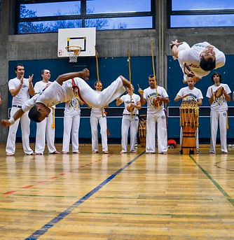 Nova Alianca Capoeira München