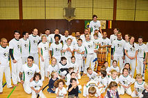 Capoeira München - CNA, Batizado / Workshop 2014