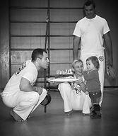 Capoeira München - CNA, Geburtstagsroda Contra Mestre Batata 2014