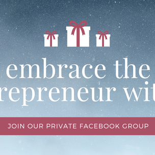 Embrace the entrepreneur within