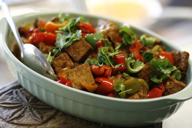 Tofu Delight