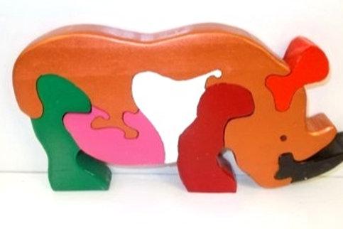 Rhino Jigsaw