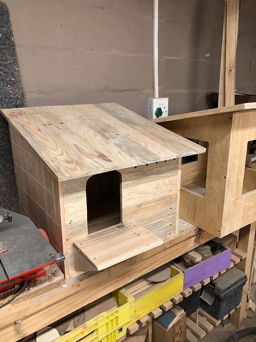 Big Bird/Owl Houses