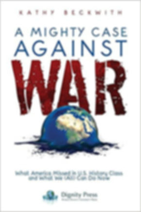 A mighy case against war