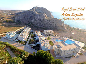 Royal Beach Hotel Karpathos
