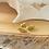 Thumbnail: Jagd-Liebe Ohrringe mit Federmotiv gold & silber