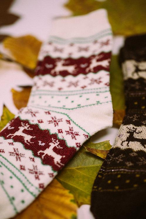 Jagd-Liebe Christmas Socks