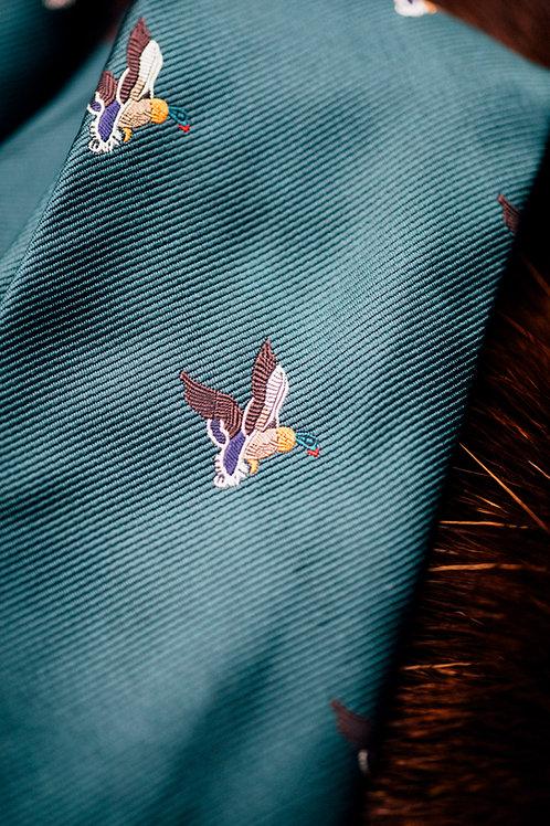 Jagd-Liebe Krawatte Erpel