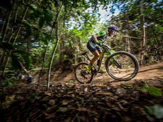 A Capa no Brasil Ride