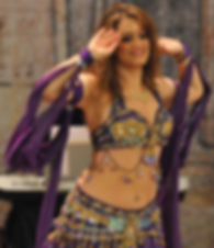 Belly Dancer New Jersey entertainer Sa'Noorah