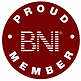 Proud member of BNI Business by the Bay