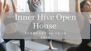 Yoga workshop event hosted by Inner Hive Yoga Studio in Pagrati, Athens, Greece
