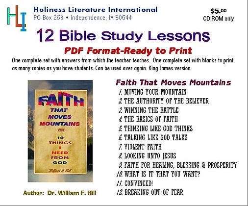Faith (CD ROM)