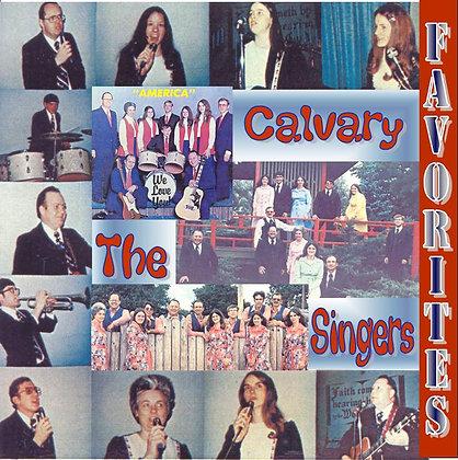 The Calvary Singers Favorites CD