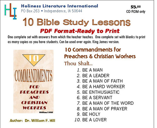 This is an image of Kjv Ten Commandments Printable intended for sunday school