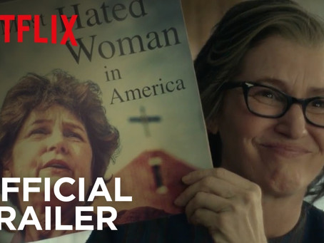 """NETFLIX & CHILL:""""The Most Hated Woman in America""""  To Pray or Not To Pray, That is the Question"""