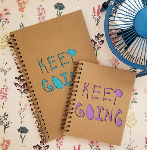 Keep Going (Hardcover)