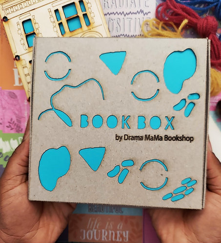 BOOK BOX (BUILD YOUR OWN WOODEN BULLET JOURNAL)