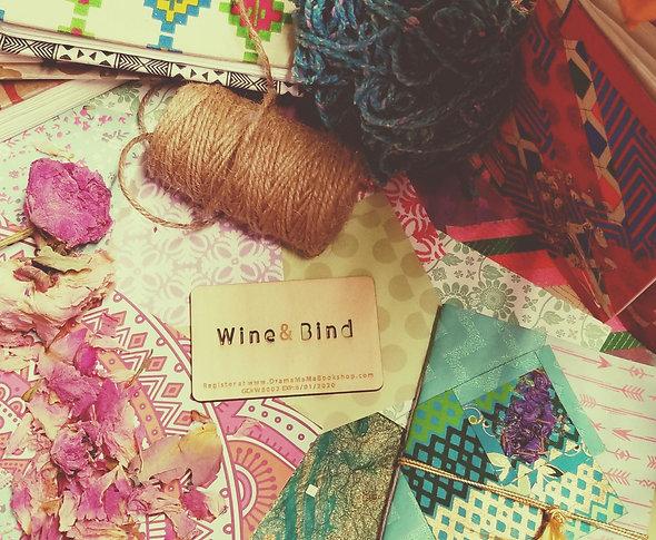 WINE & BIND GIFT CARD