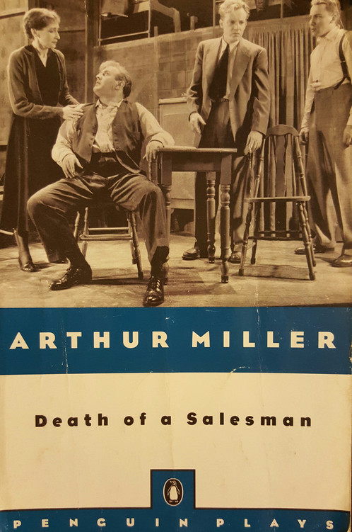 death of a salesman dysfunctional