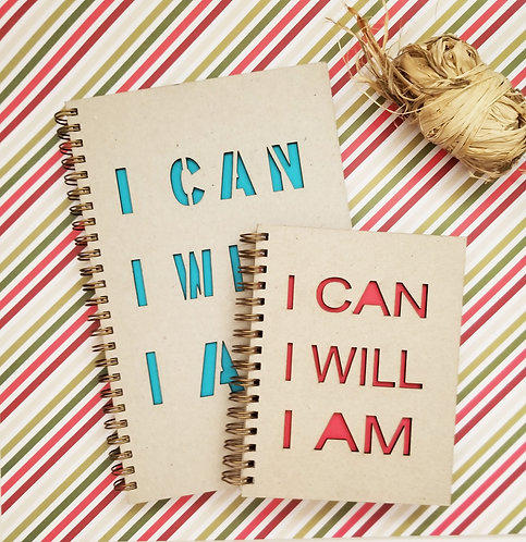 I Can I Will I Am (Hardcover)