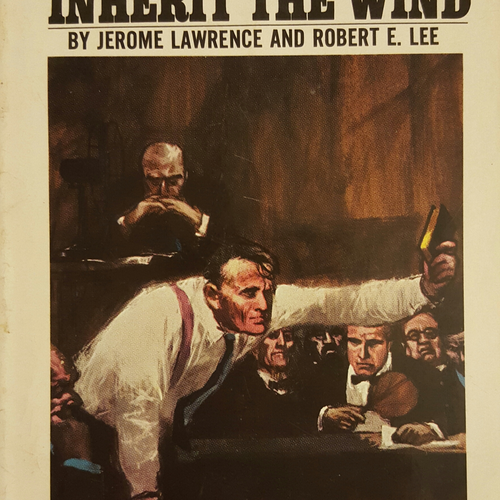 inherit the wind by jerome lawrence Amazoncom: inherit the wind inherit the wind by jerome lawrence and robert e lee (1998-01-01) 46 out of 5 stars 616 paperback 19 offers from $1698.