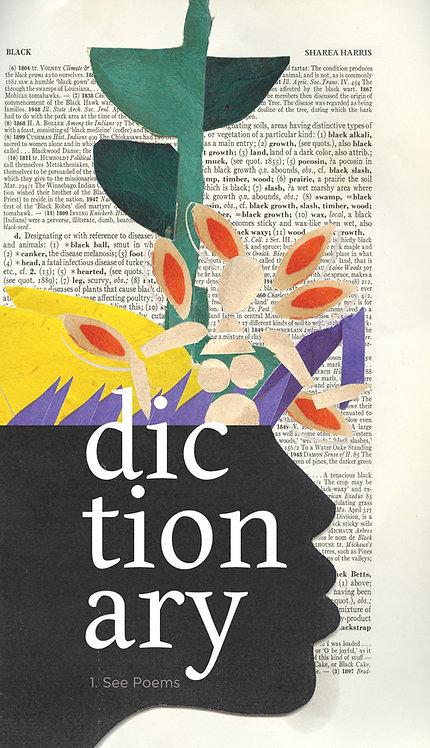 Dictionary by Sherea Harris