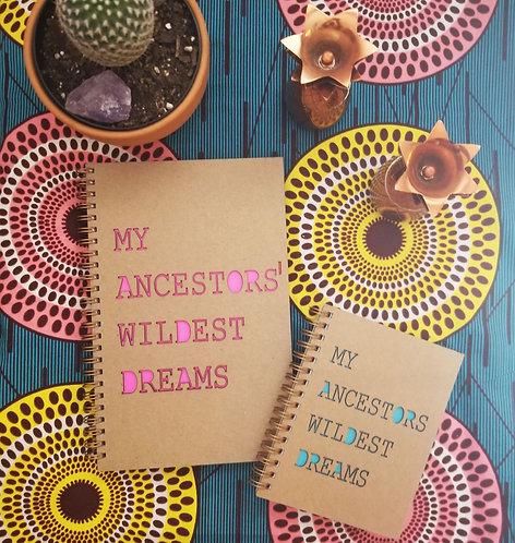 My Ancestors' Wildest Dreams (Hardcover)